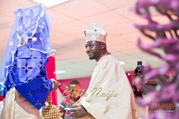 Lawunmi & Oluwatoyin   Yoruba Nigerian Wedding   Laphy Photography   BellaNaija 049