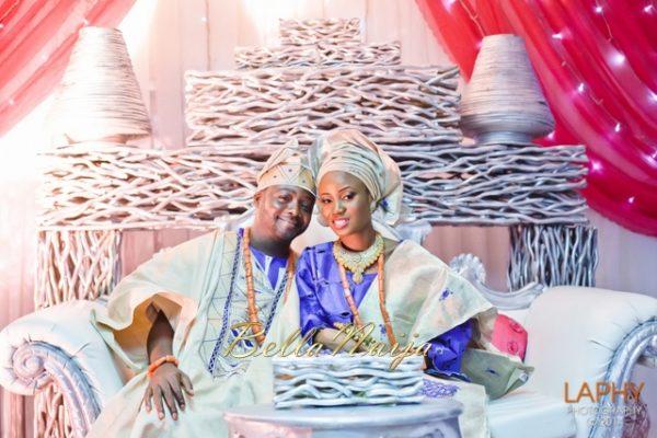 Lawunmi & Oluwatoyin   Yoruba Nigerian Wedding   Laphy Photography   BellaNaija 055