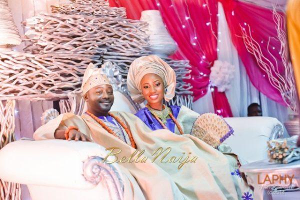 Lawunmi & Oluwatoyin   Yoruba Nigerian Wedding   Laphy Photography   BellaNaija 058