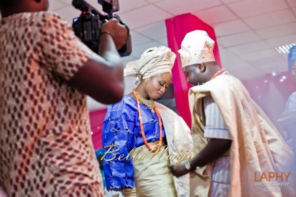 Lawunmi & Oluwatoyin   Yoruba Nigerian Wedding   Laphy Photography   BellaNaija 066