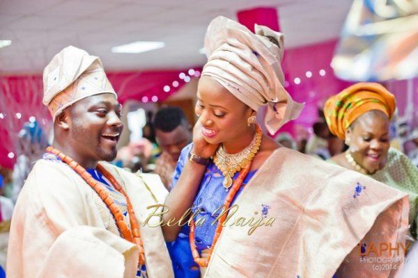 Lawunmi & Oluwatoyin   Yoruba Nigerian Wedding   Laphy Photography   BellaNaija 067