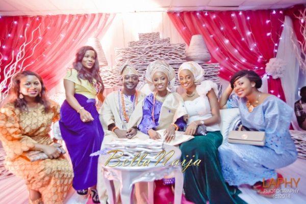 Lawunmi & Oluwatoyin   Yoruba Nigerian Wedding   Laphy Photography   BellaNaija 071
