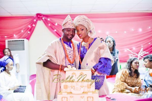 Lawunmi & Oluwatoyin   Yoruba Nigerian Wedding   Laphy Photography   BellaNaija 073