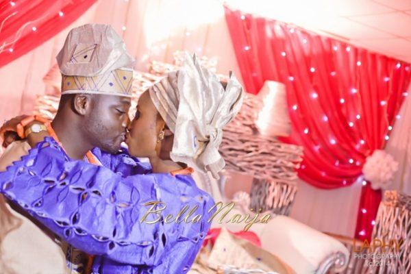 Lawunmi & Oluwatoyin   Yoruba Nigerian Wedding   Laphy Photography   BellaNaija 078