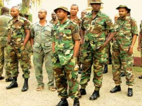 Maiduguri Soldiers Mutiny Bella Naija