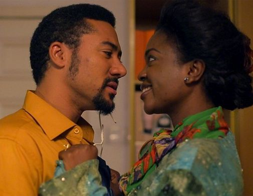 Majid Michel & Omoni Oboli - May 2014 - BN Movies & TV  - BellaNaija