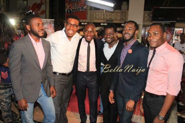 Adeyemi Okanlanwo, Wole Ojo, Ayoola, Daniel K Daniel, OC Ukeje, Tope Tedela