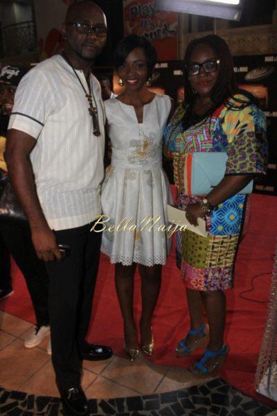 Anthony Monjaro, Ivie Okujaye & Emem Isong