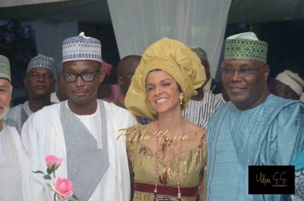 Mariana & Abba Atiku - Yola Outdoor Nigerian Wedding | Udimee Photography 0113