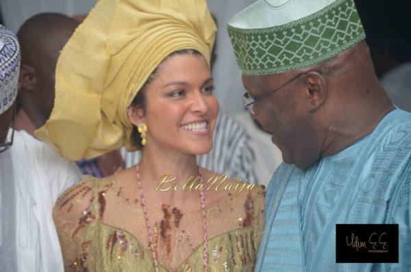 Mariana & Abba Atiku - Yola Outdoor Nigerian Wedding | Udimee Photography 0114