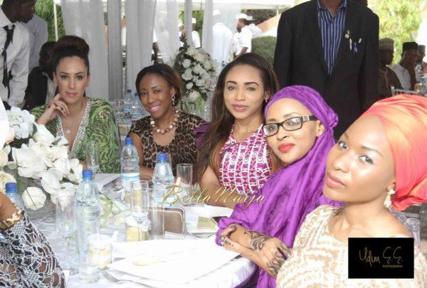 Mariana & Abba Atiku - Yola Outdoor Nigerian Wedding | Udimee Photography 082