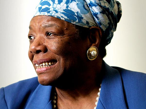 Maya Angelou - May 2014 - BellaNaija.com