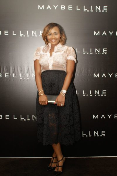 MaybellineNYNG Find Your Shade Red Carpet - BellaNaija - May2014001