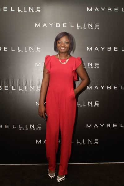 MaybellineNYNG Find Your Shade Red Carpet - BellaNaija - May2014003