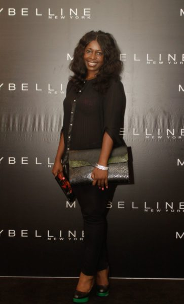 MaybellineNYNG Find Your Shade Red Carpet - BellaNaija - May2014005