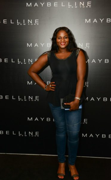 MaybellineNYNG Find Your Shade Red Carpet - BellaNaija - May2014011
