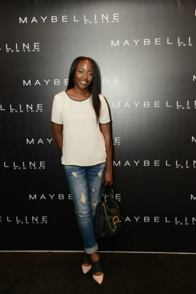 MaybellineNYNG Find Your Shade Red Carpet - BellaNaija - May2014013