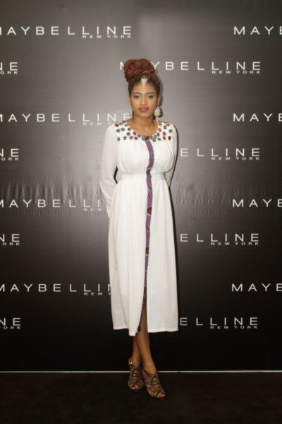 MaybellineNYNG Find Your Shade Red Carpet - BellaNaija - May2014017
