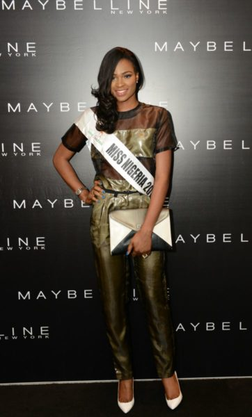 MaybellineNYNG Find Your Shade Red Carpet - BellaNaija - May2014019