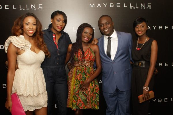 MaybellineNYNG Find Your Shade Red Carpet - BellaNaija - May2014023