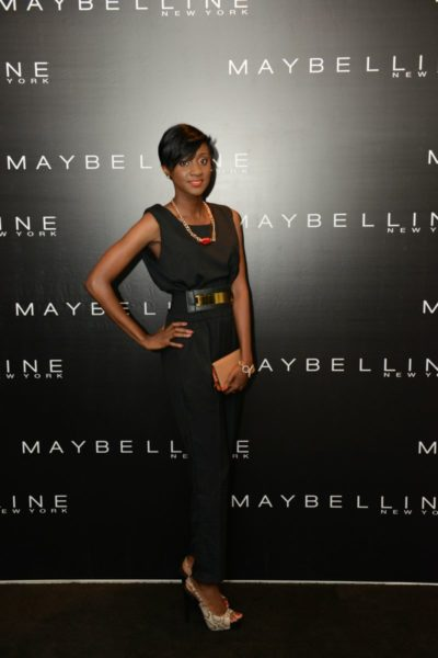 MaybellineNYNG Find Your Shade Red Carpet - BellaNaija - May2014025