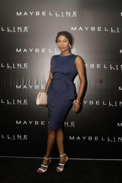 MaybellineNYNG Find Your Shade Red Carpet - BellaNaija - May2014029