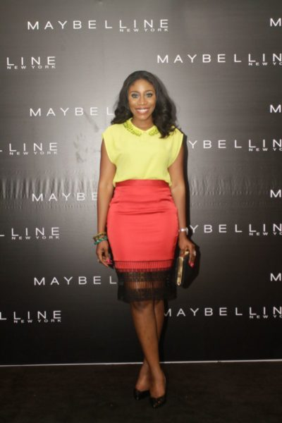 MaybellineNYNG Find Your Shade Red Carpet - BellaNaija - May2014030