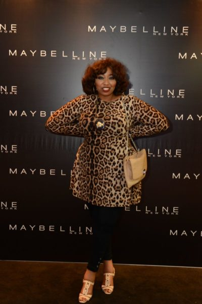 MaybellineNYNG Find Your Shade Red Carpet - BellaNaija - May2014033
