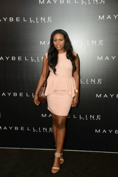MaybellineNYNG Find Your Shade Red Carpet - BellaNaija - May2014034