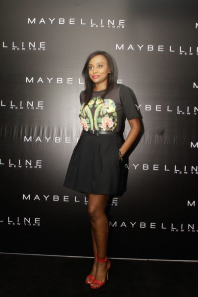 MaybellineNYNG Find Your Shade Red Carpet - BellaNaija - May2014038
