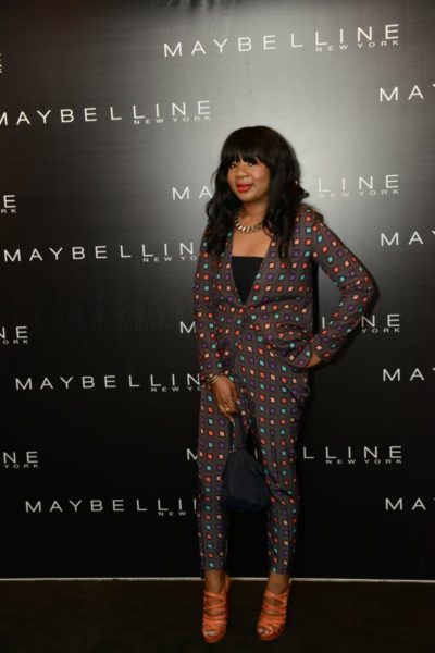 MaybellineNYNG Find Your Shade Red Carpet - BellaNaija - May2014039