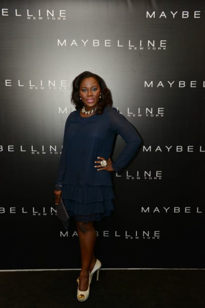 MaybellineNYNG Find Your Shade Red Carpet - BellaNaija - May2014040