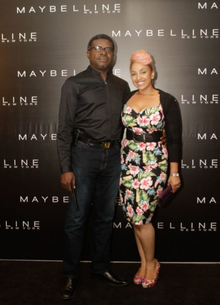 MaybellineNYNG Find Your Shade Red Carpet - BellaNaija - May2014042
