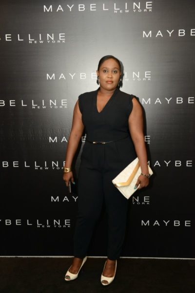 MaybellineNYNG Find Your Shade Red Carpet - BellaNaija - May2014044