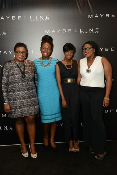 MaybellineNYNG Find Your Shade Red Carpet - BellaNaija - May2014047