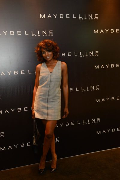 MaybellineNYNG Find Your Shade Red Carpet - BellaNaija - May2014054