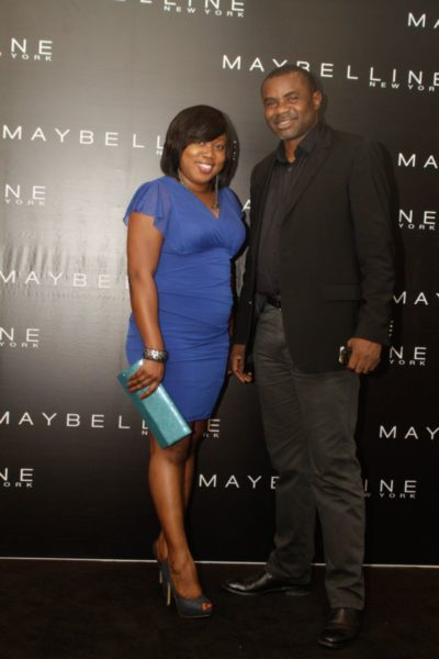 MaybellineNYNG Find Your Shade Red Carpet - BellaNaija - May2014058