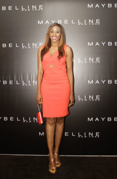 MaybellineNYNG Find Your Shade Red Carpet - BellaNaija - May2014063