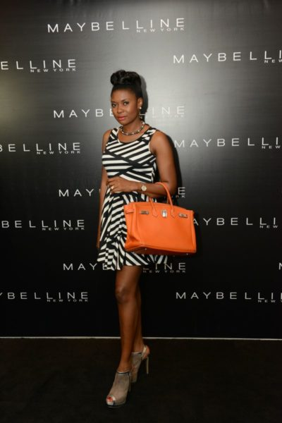 MaybellineNYNG Find Your Shade Red Carpet - BellaNaija - May2014067