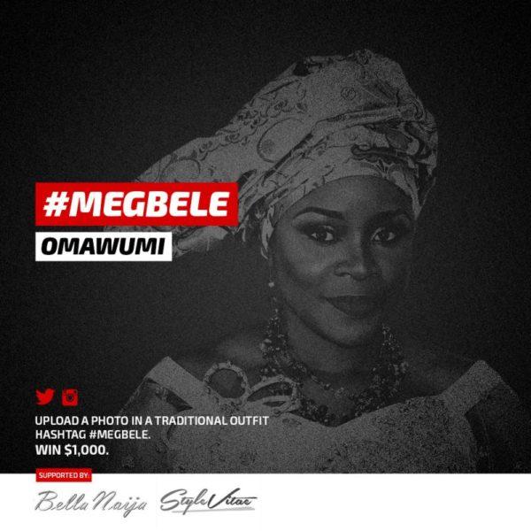 #Megbele Omawumi Campaign - Bellanaija - May 2014004
