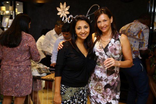 Megha Joshi & Deborah Willsher