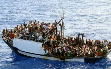 Migrants die in Greece Bella Naija