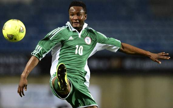 Mikel Obi - BellaNaija - May - 2014