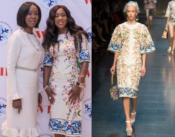 Mo Abudu in Dolce & Gabbana - May 2014 -BN Style -  BellaNaija.com 01