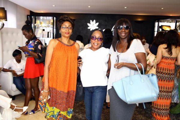 Mrs Ogboro, Lola Abiola & Kaine Amachree