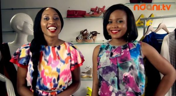 Ndani TV - Looks by Veronica - May 2014 - BellaNaija.com