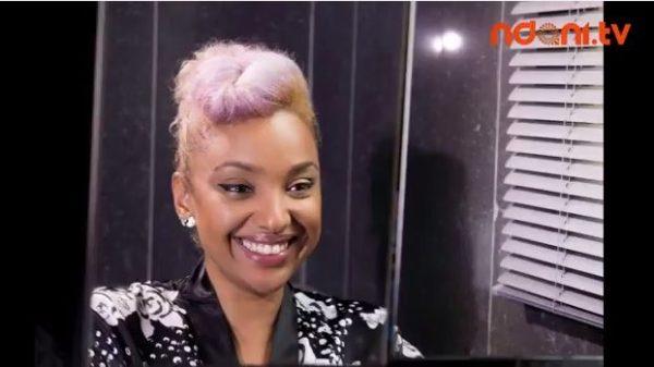 NdaniTV's Stripped with Lola Maja-Okojevoh - BellaNaija - May 2014