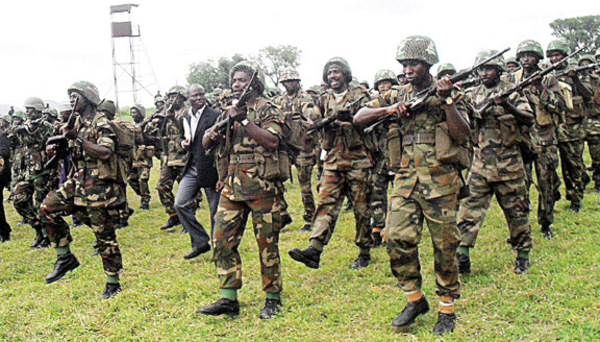 Nigerian Army Bella Naija