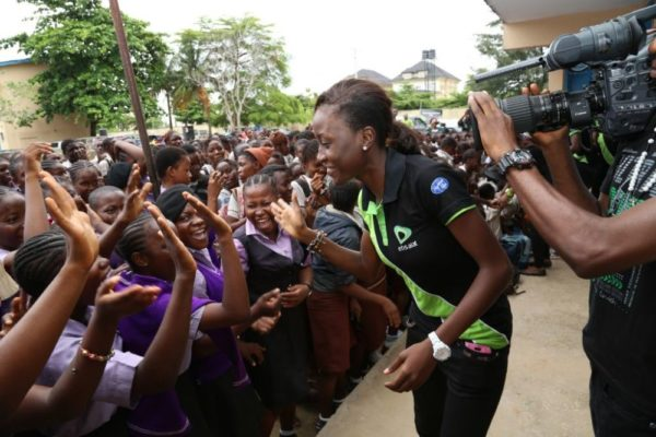 Nigerian Idol Contestants Plant a Tree - BellaNaija - May2014007