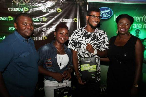 Nigerian Idol Season 4 Eviction Party - Bellanaija - May 2014